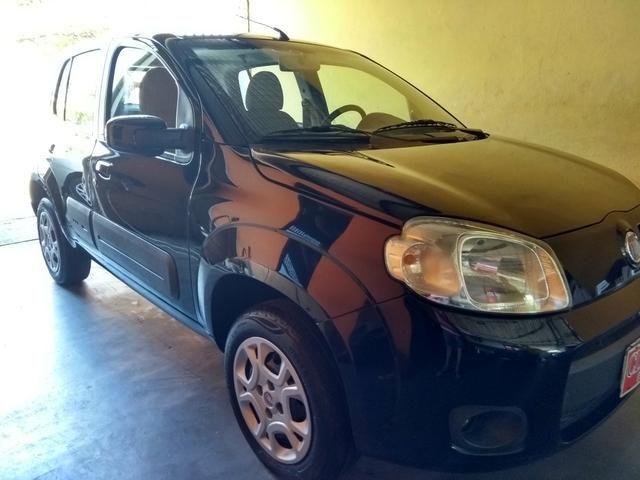 Fiat Uno Vivace 1.0 Flex 2012 Completo Novissimo