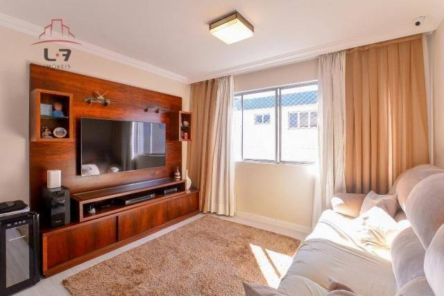 Apartamento com 3 dormitórios à venda, 79 m² por R$ 310.000,00 - Bacacheri - Curitiba/PR - Foto 6