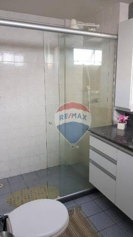 Apartamento com 3 dormitórios à venda, 106 m² por R$ 230.000,00 - Barro Vermelho - Natal/R - Foto 12