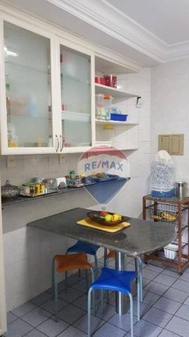 Apartamento com 3 dormitórios à venda, 106 m² por R$ 230.000,00 - Barro Vermelho - Natal/R - Foto 6