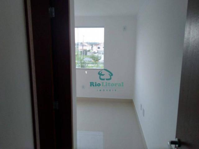Casa com 3 dormitórios à venda, 115 m² por R$ 370.000 - Ouro Verde - Rio das Ostras/RJ - Foto 13