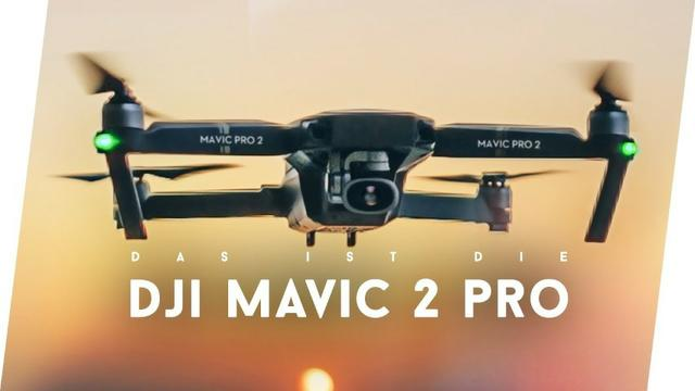 Drone Dji Mavic 2 Pro + Combo Fly More