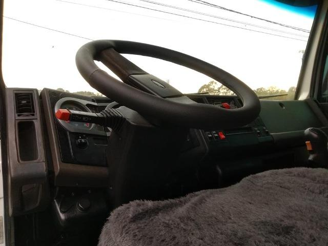 Ford Cargo 2422 cabina leito - Foto 9