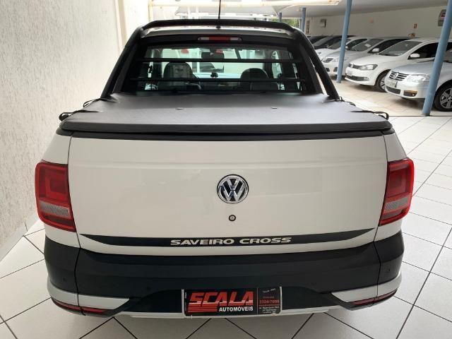 VW Saveiro Cross 1.6 - Cabine Dupla - Foto 5