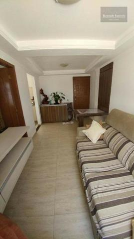 F-AP1457 Apartamento com 2 dormitórios à venda, 43 m² por R$ 139.000 no Fazendinha - Foto 3