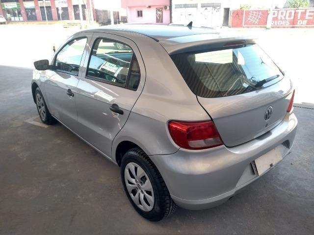 VW - Gol Trend 1.0 Flex, Ar, Dh, Vid, Trava, Som, Pneus Novos, Revisado, Garantia - Foto 6