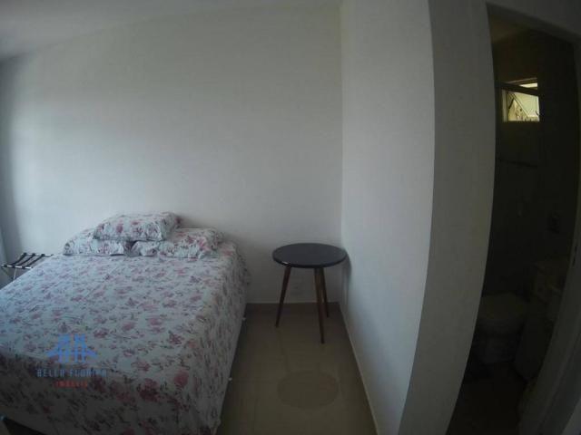 Apartamento com 3 dormitórios à venda, 78 m² por r$ 420.000 - canasvieiras - florianópolis - Foto 9