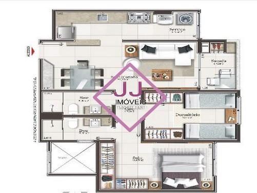 Apartamento à venda com 2 dormitórios em Canasvieiras, Florianopolis cod:3902 - Foto 13