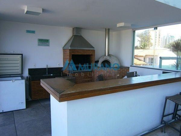 Murano Imobiliária vende apartamento de 3 quartos na Praia da Costa, Vila Velha - ES - Foto 20