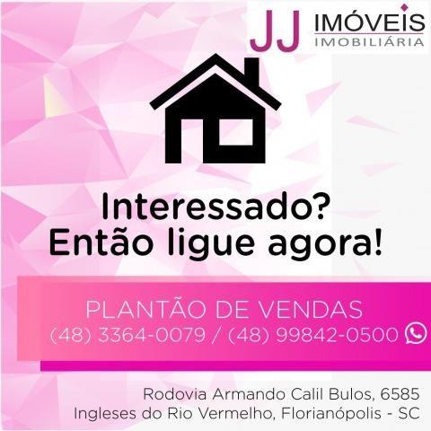 Apartamento à venda com 2 dormitórios em Ingleses do rio vermelho, Florianopolis cod:3011 - Foto 14