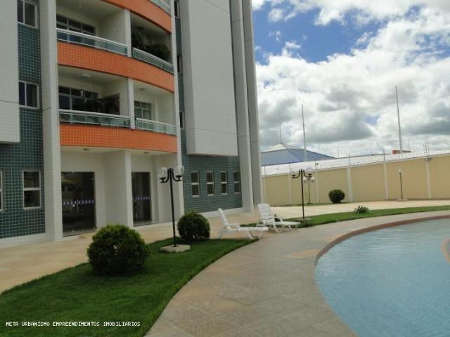 Apartamento Residencial SANTIAGO, Triângulo, Juazeiro do Norte. - Foto 2