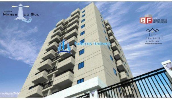 Apartamento 2 dormitórios com sacada Minha Casa Minha Vida - Apartamento em Lanç...