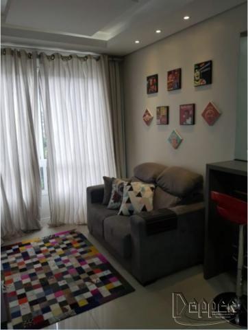 Apartamento à venda com 2 dormitórios em Jardim mauá, Novo hamburgo cod:15582 - Foto 3
