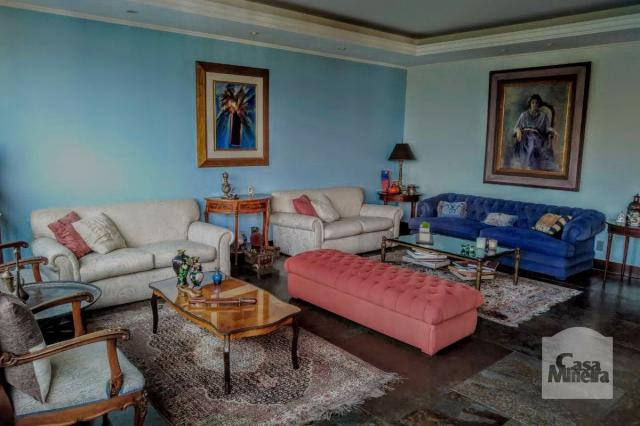 Apartamento à venda com 4 dormitórios em Gutierrez, Belo horizonte cod:249484 - Foto 3