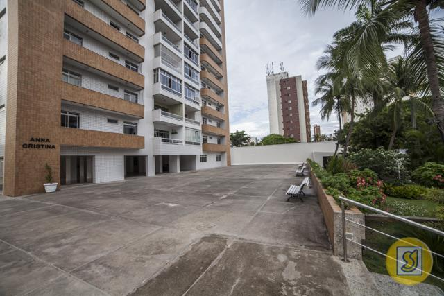 Apartamento para alugar com 3 dormitórios em Dionisio torres, Fortaleza cod:10358 - Foto 2