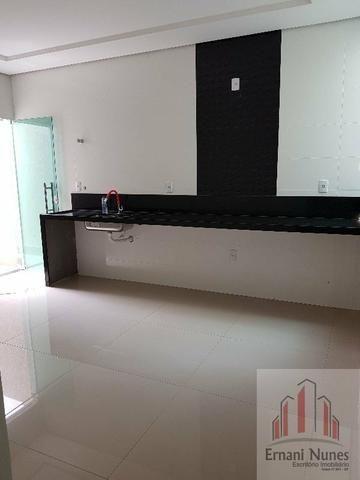 Linda Casa Moderna no Vicente Pires Ernani Nunes - Foto 5