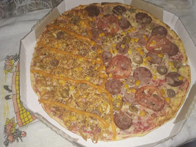 Promoção duas pizzas g grande apenas 40reais - Foto 6