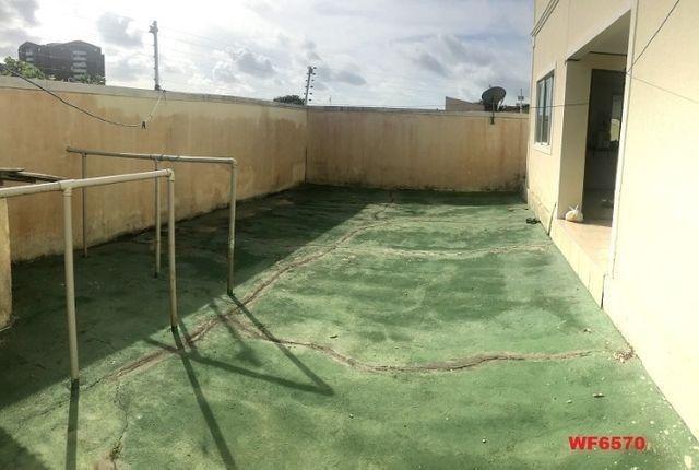 Casa duplex com 3 quartos, vista mar, 6 vagas, nascente, piscina, Bairro de Lourdes, Dunas - Foto 16