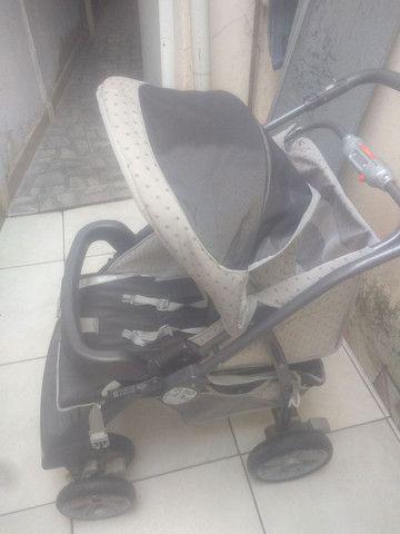 Carinho de Bebê Burigotto