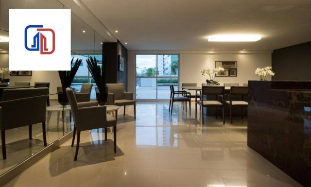 Apartamento com 2 dormitórios à venda, 62 m² por R$ 377.137 - Manaíra - João Pessoa/PB - Foto 7