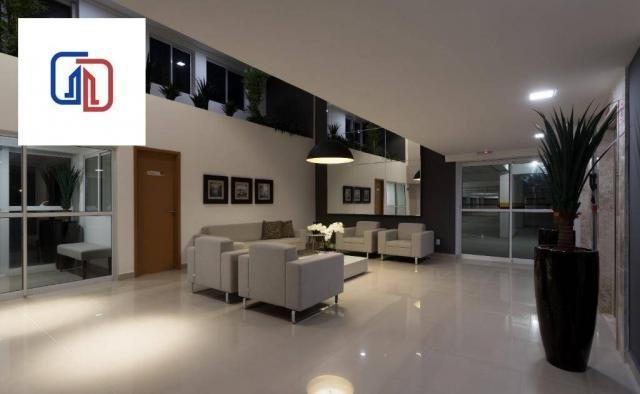 Apartamento com 2 dormitórios à venda, 62 m² por R$ 377.137 - Manaíra - João Pessoa/PB - Foto 16