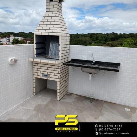 Apartamento com 1 dormitório à venda, 32 m² por R$ 122.600,00 - Jardim São Paulo - João Pe - Foto 4