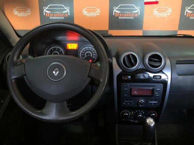 Renault Sandero Expression 1.0 16V (flex) - 2012 - Foto 8