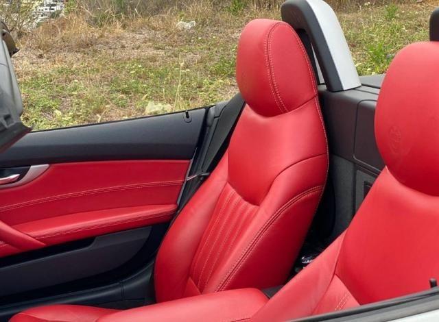 bmw Z4 conversivel 6cc interior vermelho - Foto 13