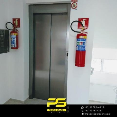 Apartamento com 1 dormitório à venda, 32 m² por R$ 122.600,00 - Jardim São Paulo - João Pe - Foto 13