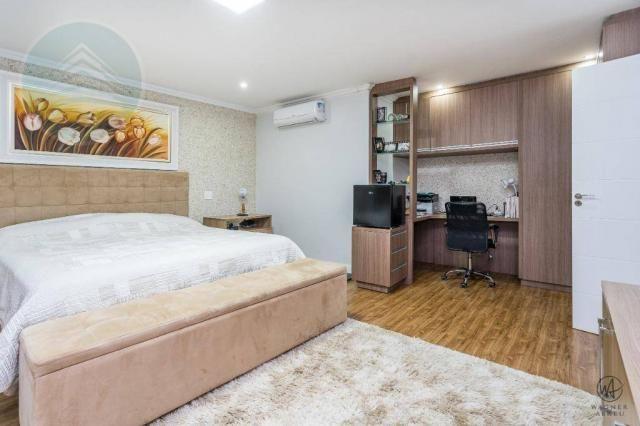 Casa à venda, 242 m² por R$ 850.000,00 - Fazendinha - Curitiba/PR - Foto 19