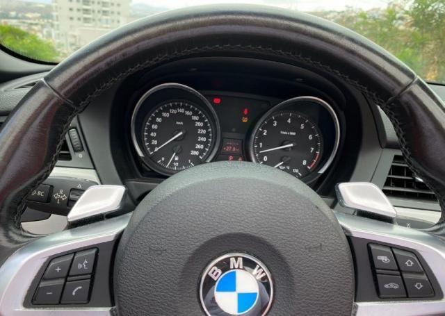 bmw Z4 conversivel 6cc interior vermelho - Foto 7