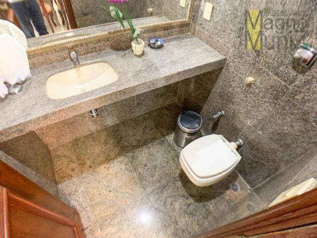 Apartamento com 4 dormitórios para alugar, 303 m² por R$ 4.200,00/mês - Aldeota - Fortalez - Foto 7