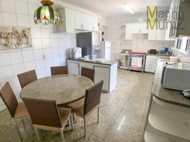 Apartamento com 4 dormitórios para alugar, 303 m² por R$ 4.200,00/mês - Aldeota - Fortalez - Foto 8