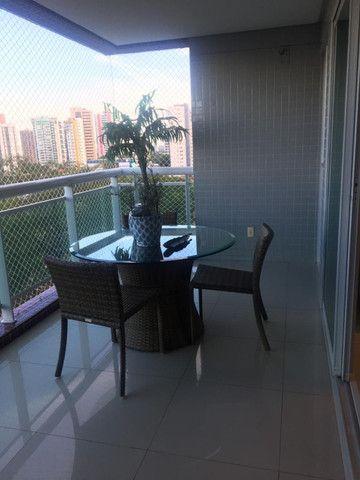 Belo apt° no Jardim Positano, 161 m², 03 suítes, aceita apt° como parte de pagamento! - Foto 5
