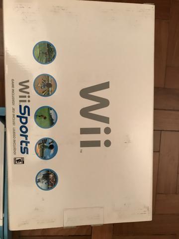 Nintendo Wii Caixa Completo C/ Wii Sports + Plataforma - Foto 2