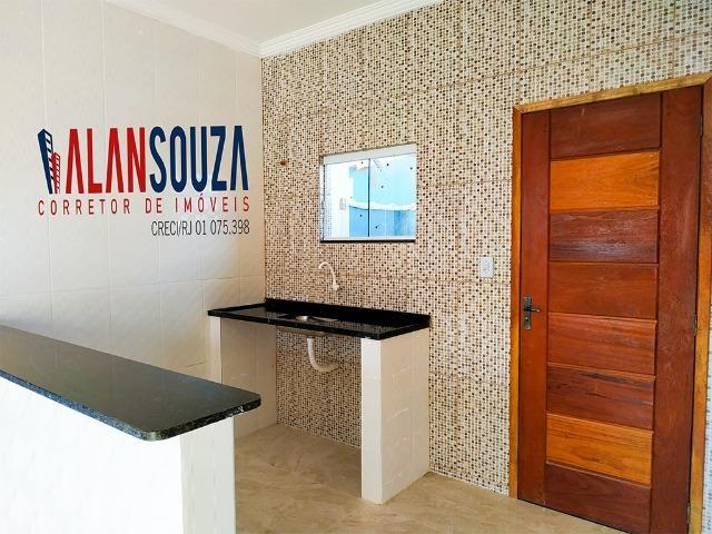 Casa de 2 quartos e piscina + área gourmet em Unamar Cabo frio - Foto 4