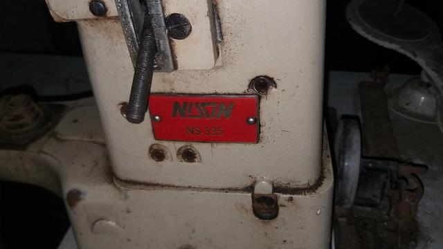 Maquina braço transporte triplo nissin 335 - Foto 3