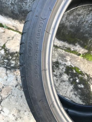 Vendo pneu michelin 265/35 20