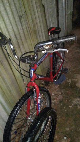 Vendo ou troco esse bike toda boa mandem propostas