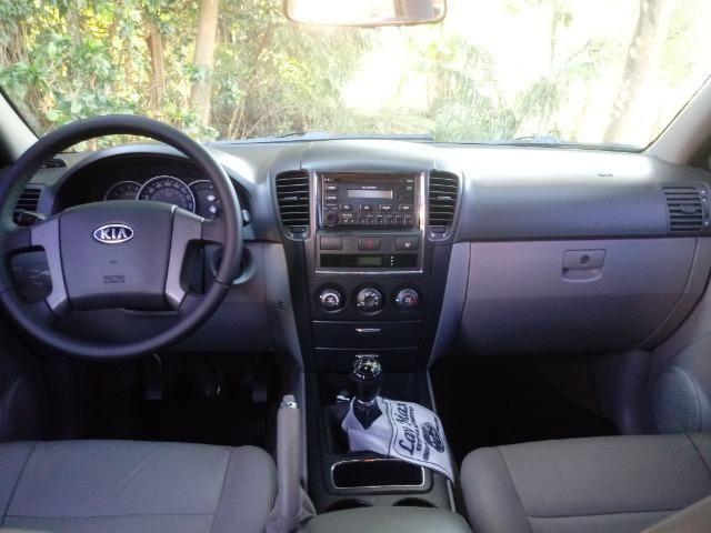 Kia Sorento EX 2.5 Diesel 4x4 ano 2008 - Foto 6