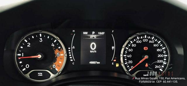Jeep Renegade 2015/2016 Longitude 4x4 Diesel Automática - Foto 12