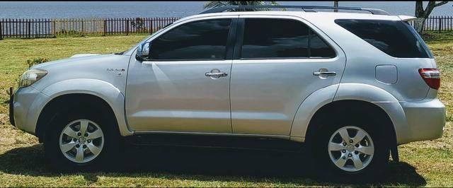 Toyota Sw4 R$ 59mil Diesel 7 lugares - 08/09 cambio manual - Foto 4