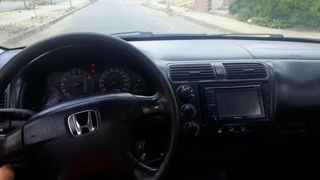 Vendo Honda Civic lxl automático 2004 - Foto 3