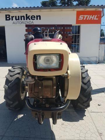 Micro Trator Yanmar Semi-Novo!! - Foto 3