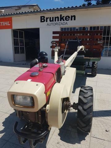 Micro Trator Yanmar Semi-Novo!!