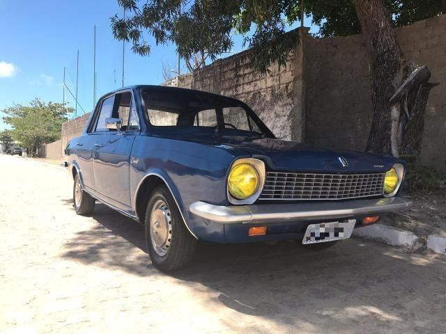 Corcel 1975 série LUXO - Relíquia - 4p. / Reformado - Antigo