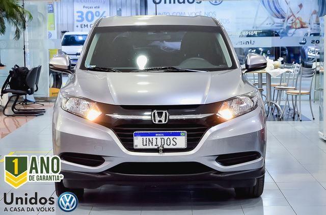 Honda HR-V LX (CVT) 1.8l 16V i-VTEC (Flex) (Auto)
