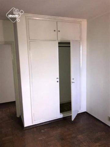Apartamento com 2 dormitórios para alugar, 93 m². - centro - ribeirão preto/sp - Foto 7