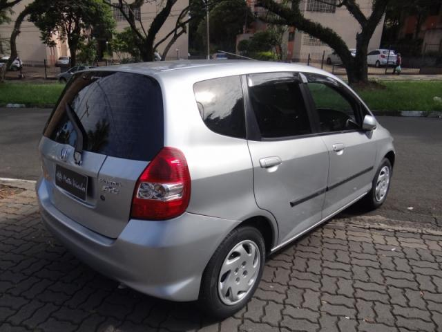 HONDA FIT 1.5 EX 16V GASOLINA 4P MANUAL. - Foto 6
