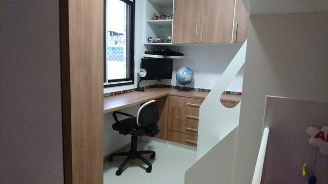Apartamento de 420 por 390 mil com 2 dormitórios e sacada. Próximo ao metrô Vl Matilde - Foto 9